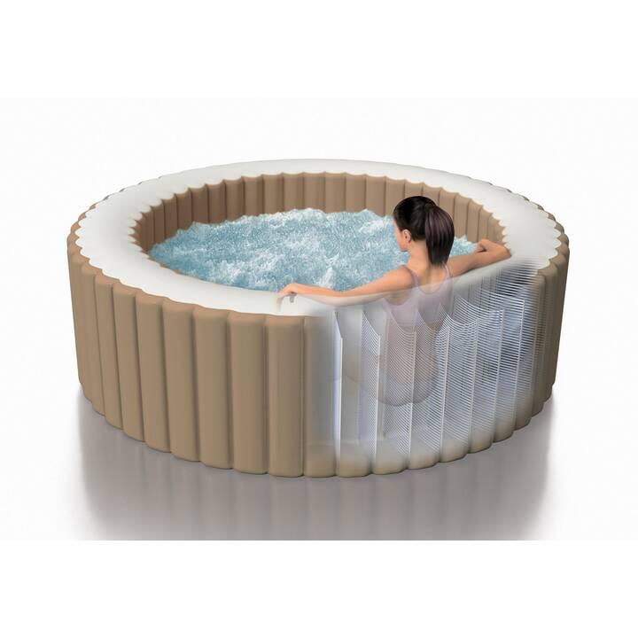 INTEX Whirlpool Purespa Bubble Massage (216 cm  x 216 cm  x 710 mm)