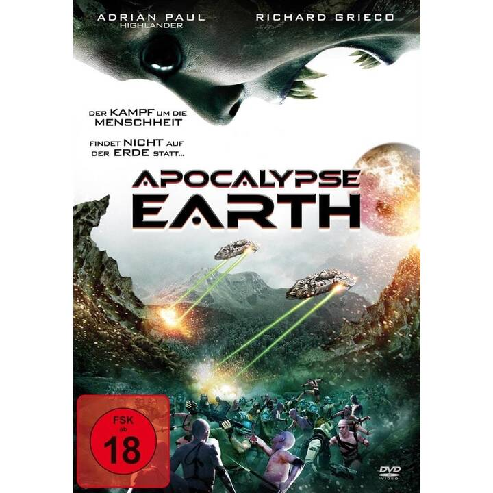 Apocalypse Earth (DE, EN)