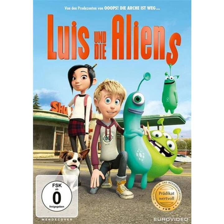 Luis und die Aliens (DE)