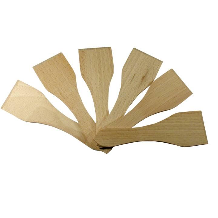 KISAG Raclette-Spachtel 6x