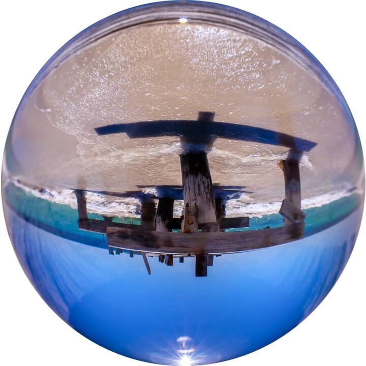 ROLLEI Glas-Lensball 110 mm