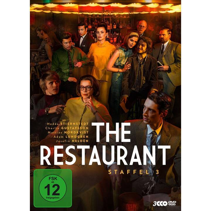 The Restaurant Staffel 3 (DE, SV)