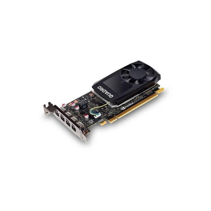 NVIDIA 490-BDXN Nvidia Quadro P1000 (4 Go, CAD)