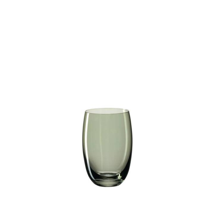 LEONARDO Verre à eau Lucente (460 ml, 6 Pièce)