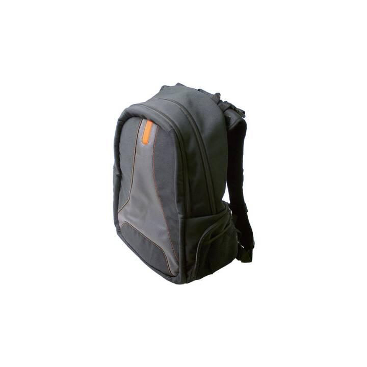 BÜROLINE Sac à dos pour ordinateur portable 49x39x14cm noir