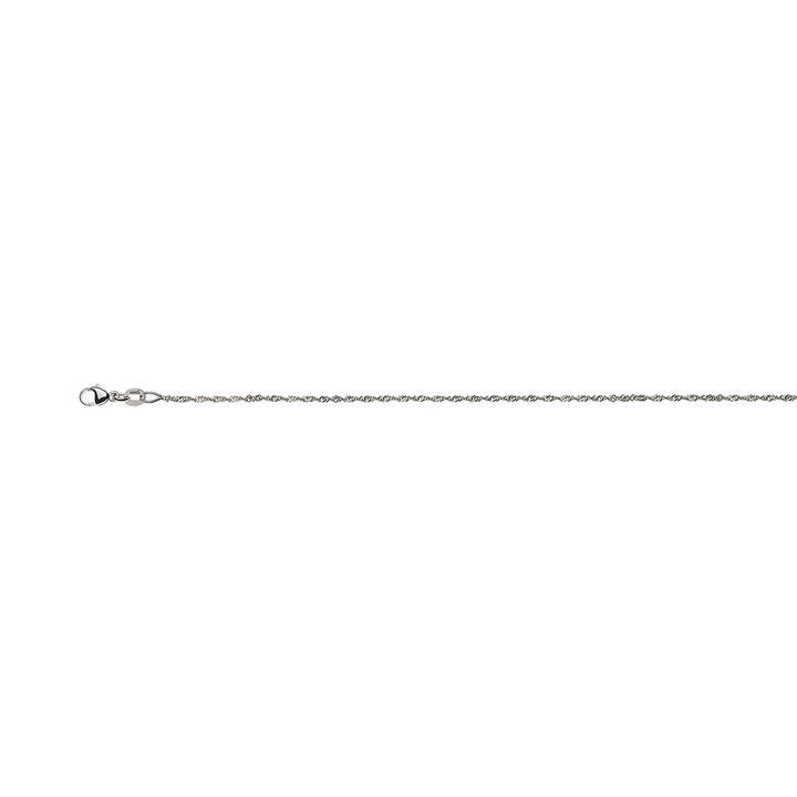 MUAU Singapur Collier (60 cm)