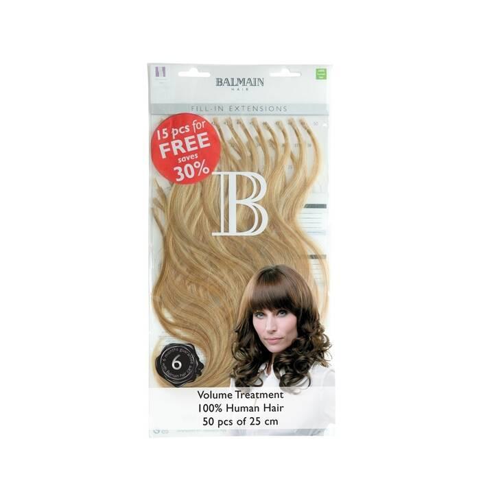 BALMAIN Haarverlängerung Natural Straight (50 Stück)
