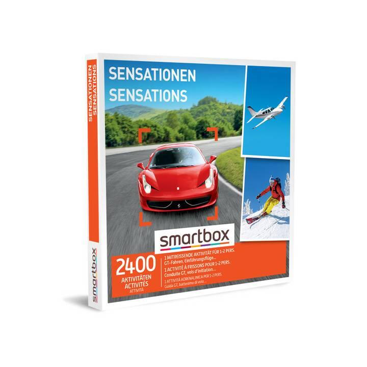 SMARTBOX Sensationen