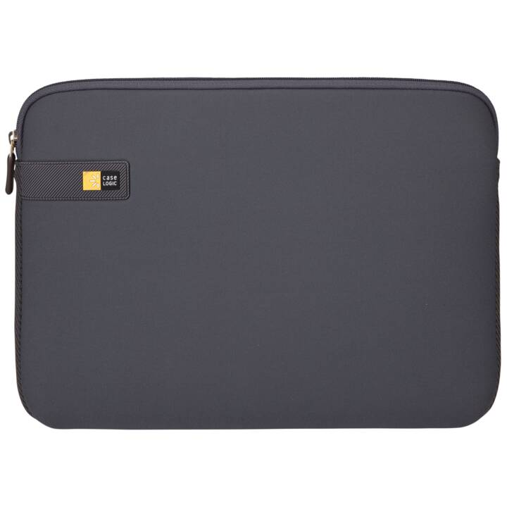 "Custodia LOGIC Notebook Sleeve Laps 15-16 "" Grafite"