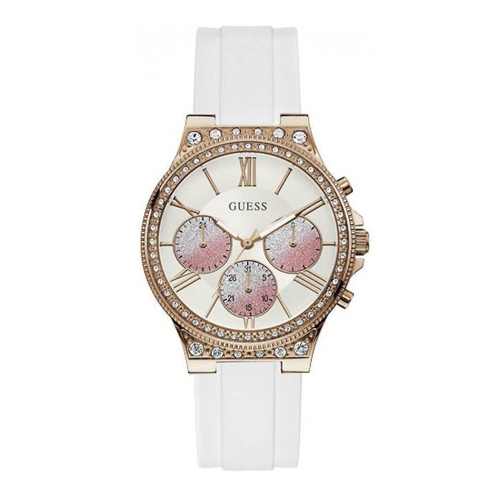 GUESS Pop Sugar (40 mm, Montre analogique, Quartz)