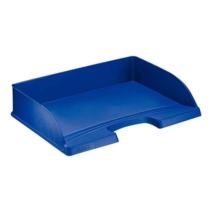 LEITZ Standard Plus Briefkorb, A4, Blau