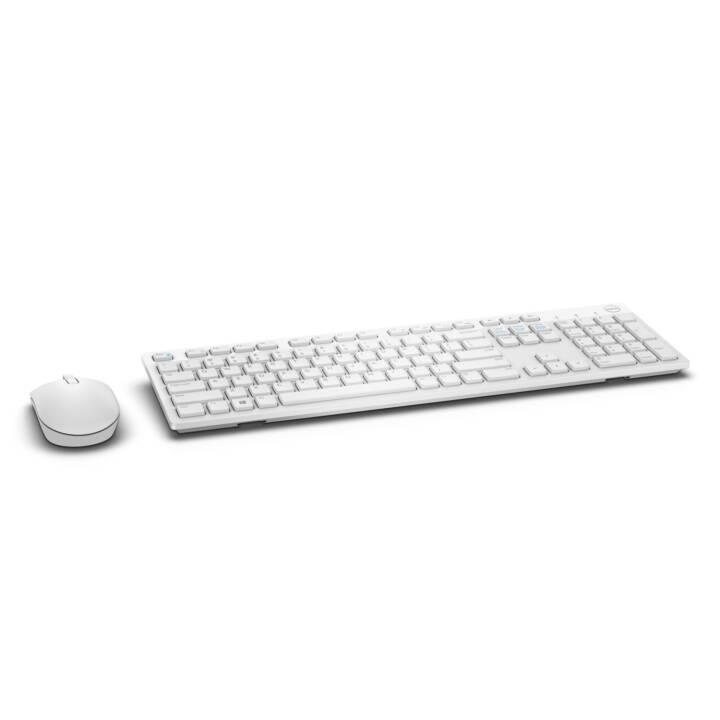 DELL KM636  (USB, France, Sans fil)