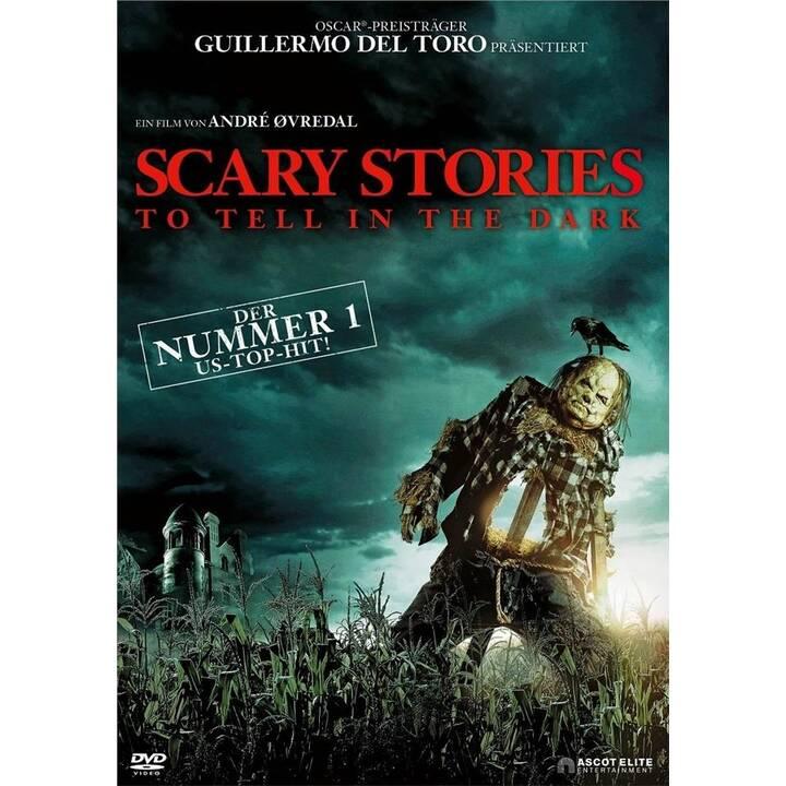 Scary Stories to tell in the Dark (DE, EN)