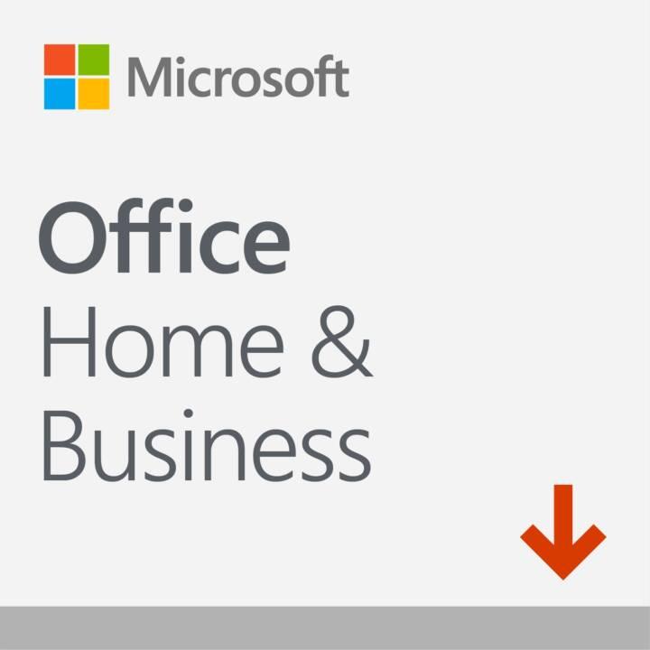 MICROSOFT Office Home & Business 2019 (Vollversion, Deutsch)