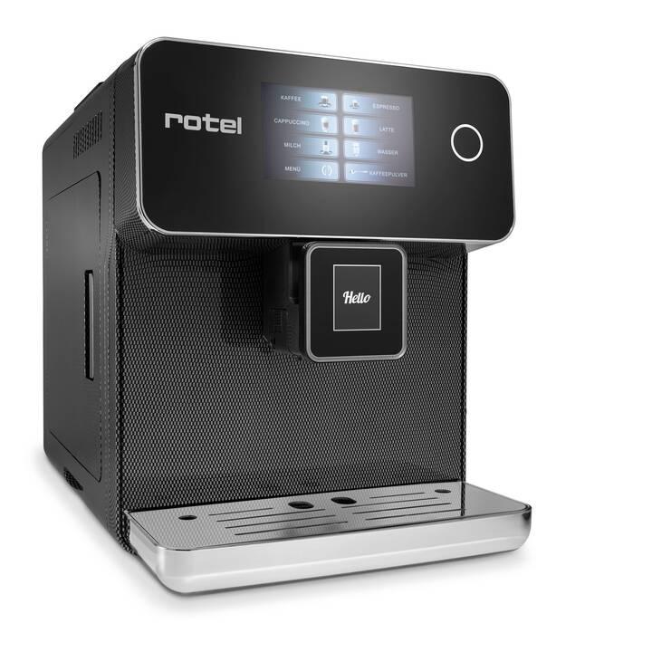 ROTEL Ancona U274CH2 (Carbone, 1.5 l, Macchine caffè automatiche)