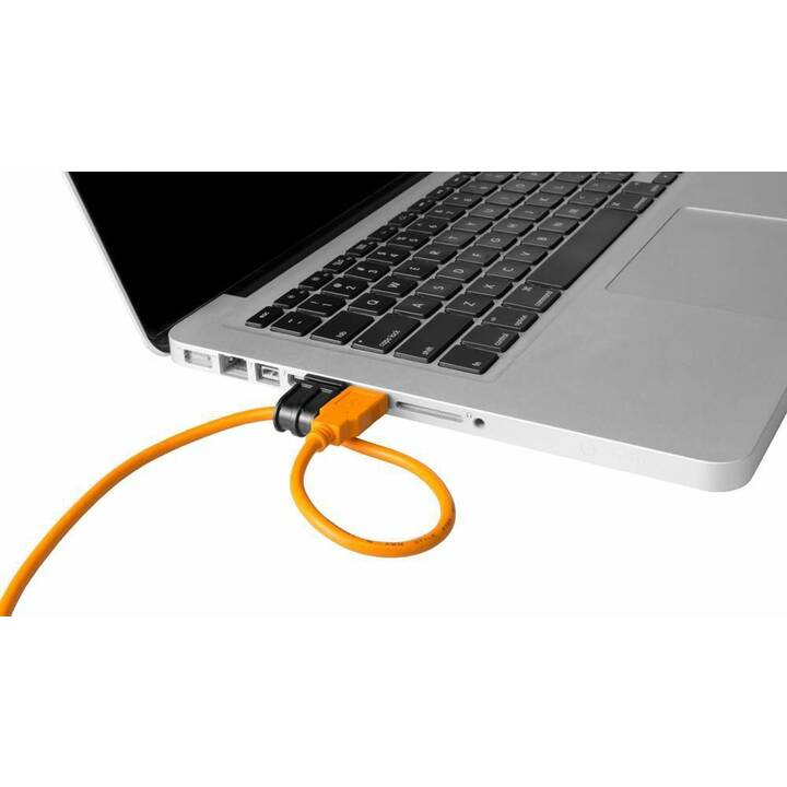 TETHER TOOLS JerkStopper Tethering Kit + USB Diversi (Nero)