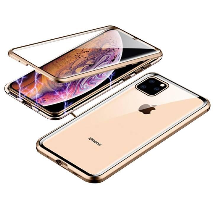 """EG Mornrise Magnetisches Cover für Apple iPhone 7 8 Plus 5.5"""" - Gold"""