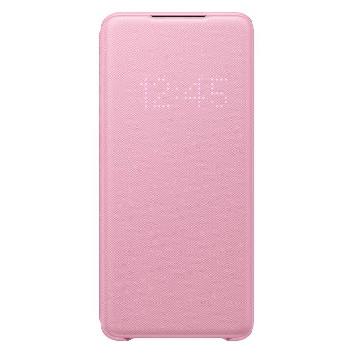 SAMSUNG Flipcover LED Book (Galaxy S20+, Pink)