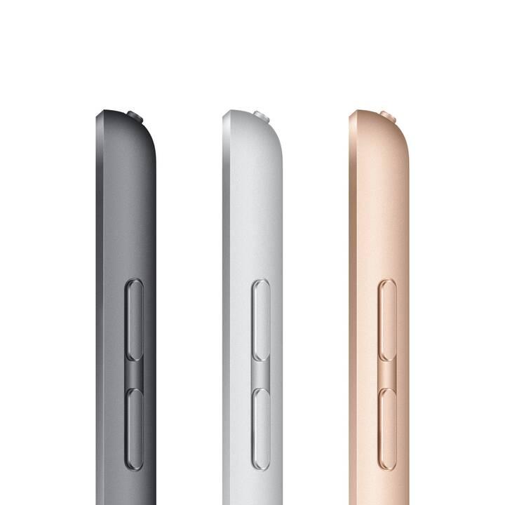 "APPLE iPad WiFi 2020 (10.2"", 128 GB, Doré)"