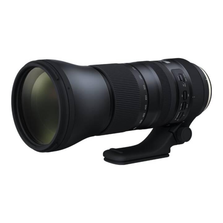 TAMRON SP AF 150 mm - 600 mm f/5 - 6.3