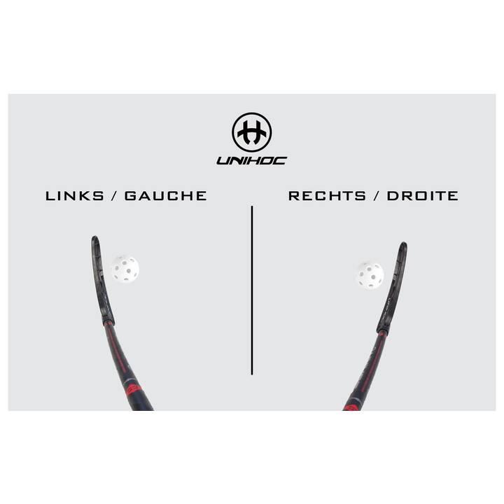 UNIHOC Crosses de unihockey (87 cm, À gauche)