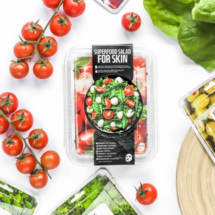 FARMSKIN Tomato Pack  (Masque pour le visage, 25 ml)