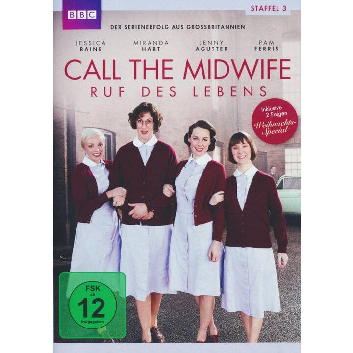 Call the Midwife Stagione 3 (DE, EN)