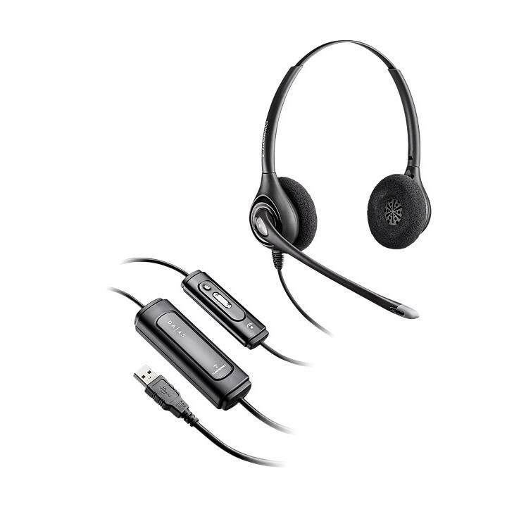 PLANTRONICS D261N SupraPlus Headset