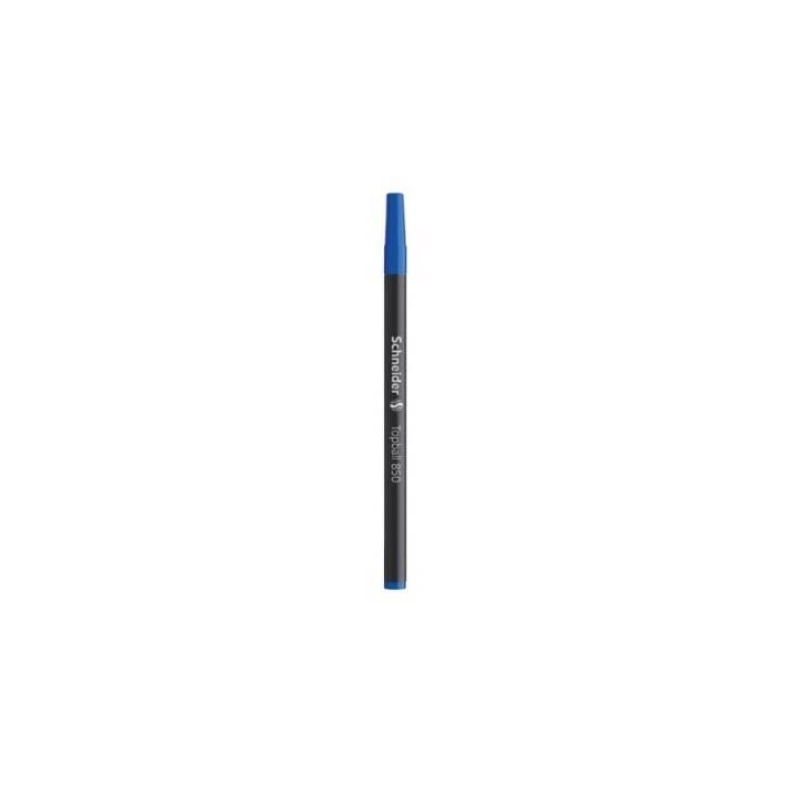 0,5 schwarz Schneider Tintenrollermine TOPBALL 850 Euro-Format