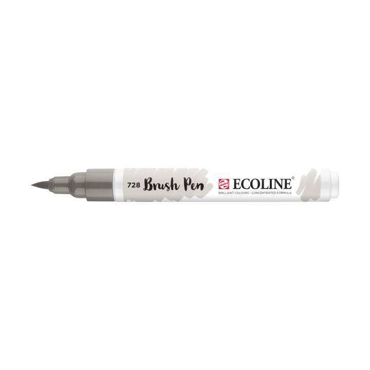 TALENS Ecoline Brush Pen, Warmgrau