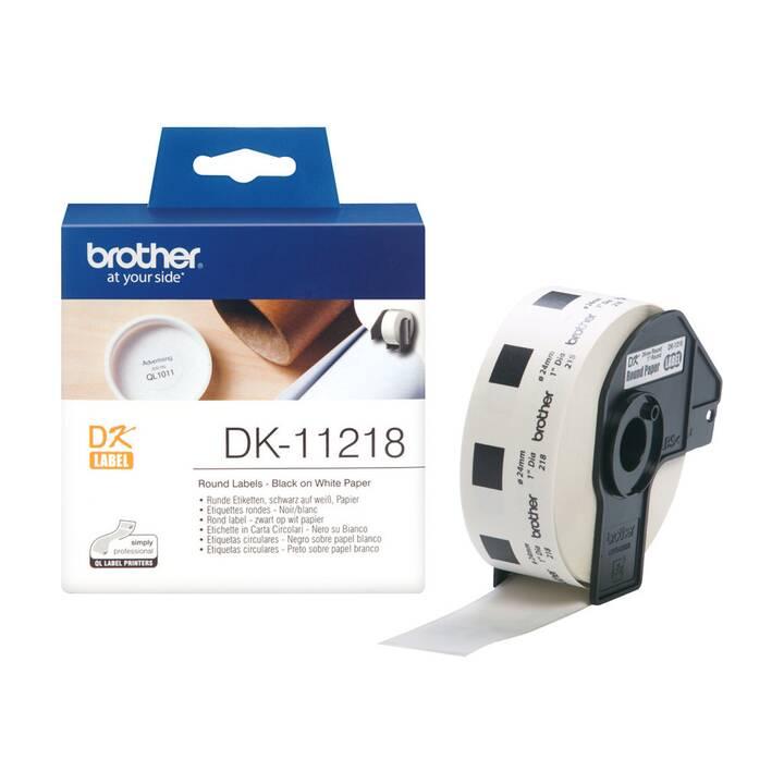 BROTHER DK11218 P-Touch Etiketten