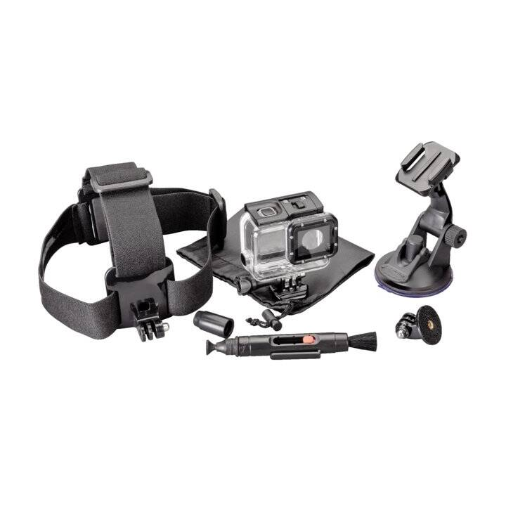 INTERTRONIC 6 in 1 Action Cam Kit