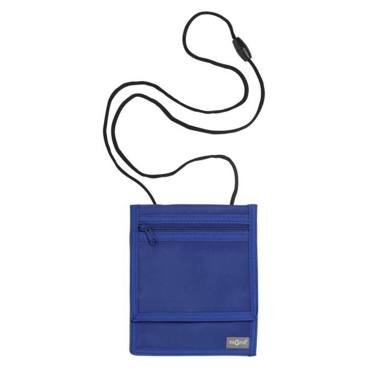 PAGNA Porte-monnaie XL (Bleu, Nylon)