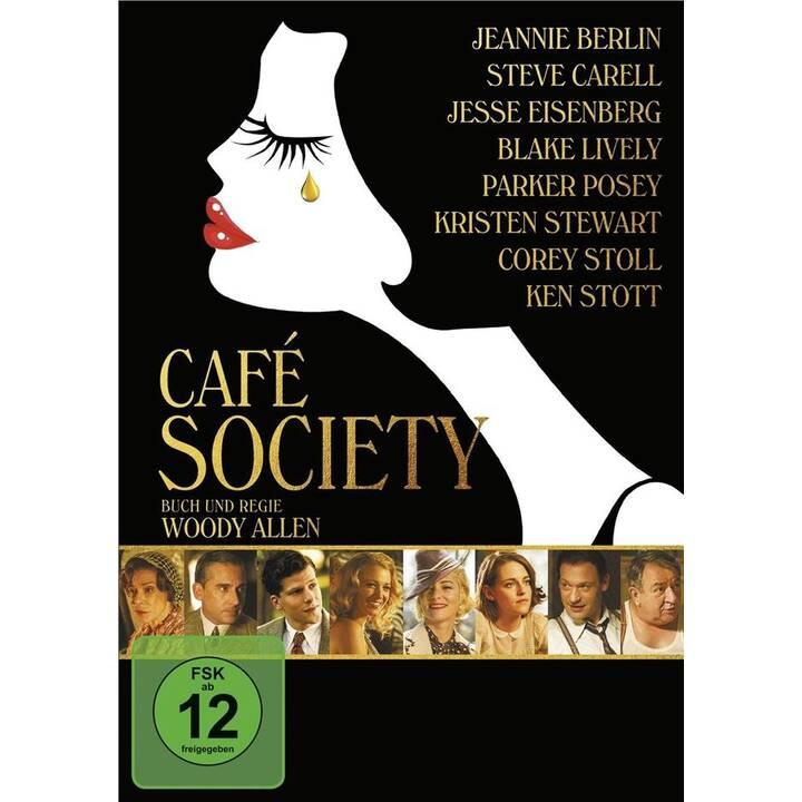 Café Society (DE, EN, FR)