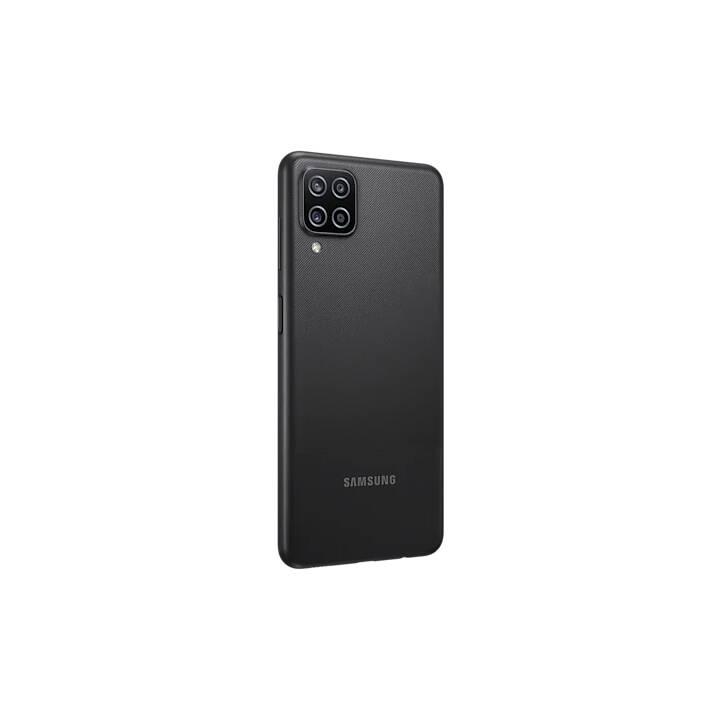 """SAMSUNG Galaxy A12 (128 GB, 6.5"""", 48 MP, Schwarz)"""