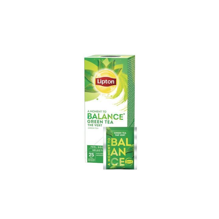 LIPTON A Moment to Balance Thé vert (Thé en sachet, 25 pièce)
