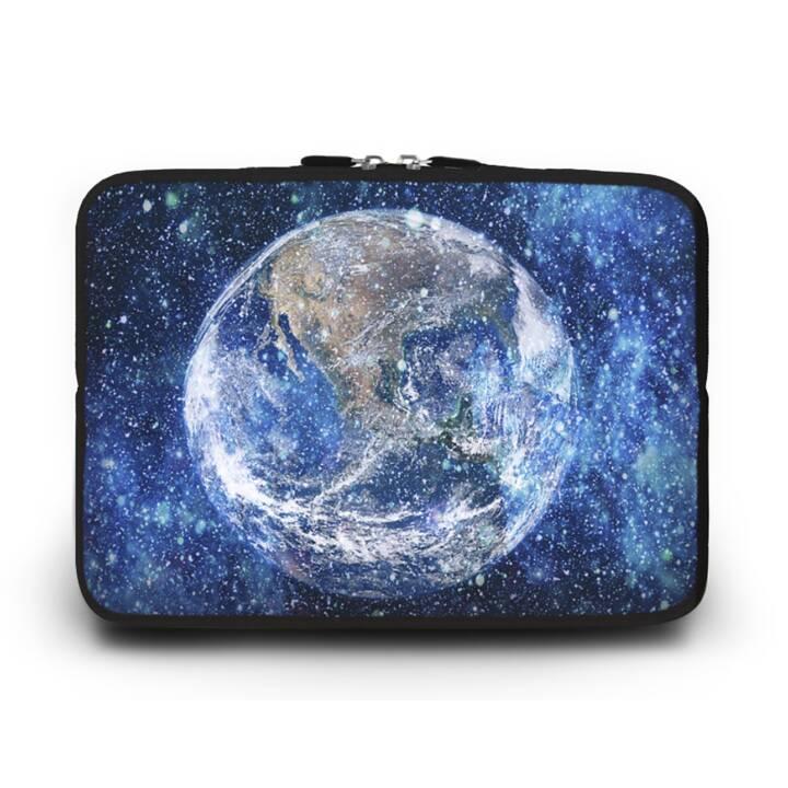 "EG HUADO Custodia per Laptop per 13"" - Terra"