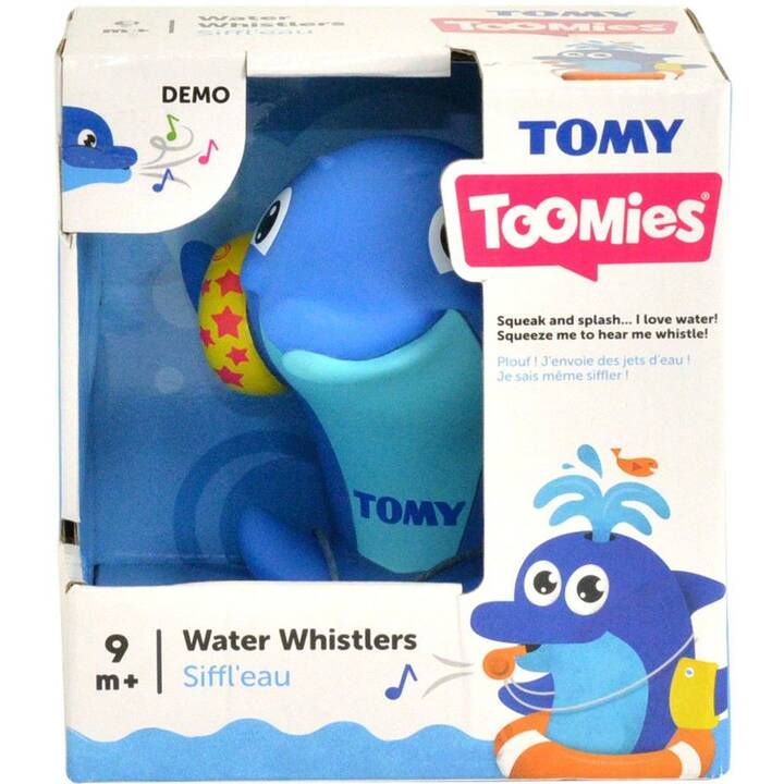 TOMY Figurine de bain (Dauphin)