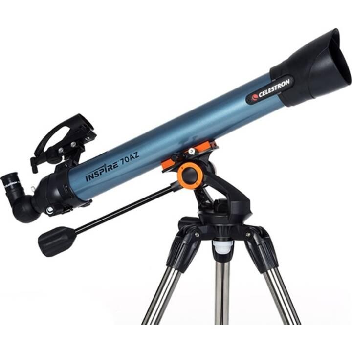 CELESTRON Inspire 70mm AZ Refraktor
