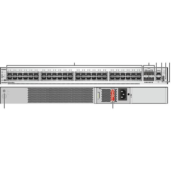 HUAWEI  S5735-L48P4X-A