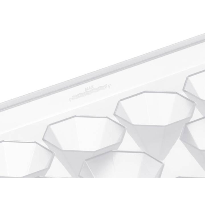 ROTHO Diamond Eiswürfelbehälter