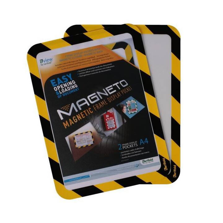 TARIFOLD Plakatrahmen Safety (A4)