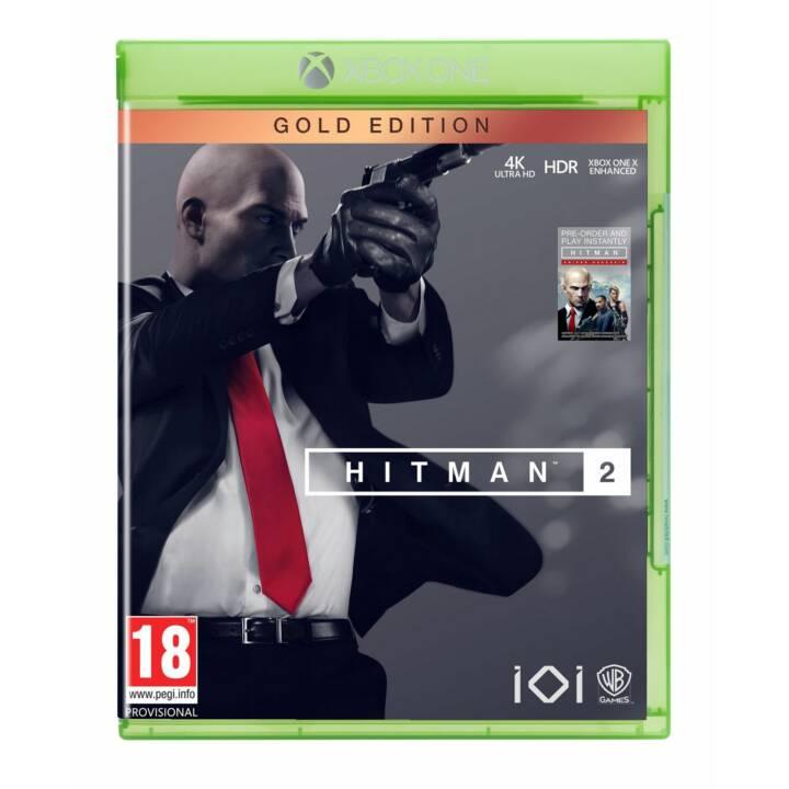 Hitman 2 Gold Edition (DE/FR/IT)