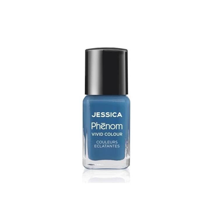 JESSICA Smalto per unghie Vivid Colour (Fountain Bleu)