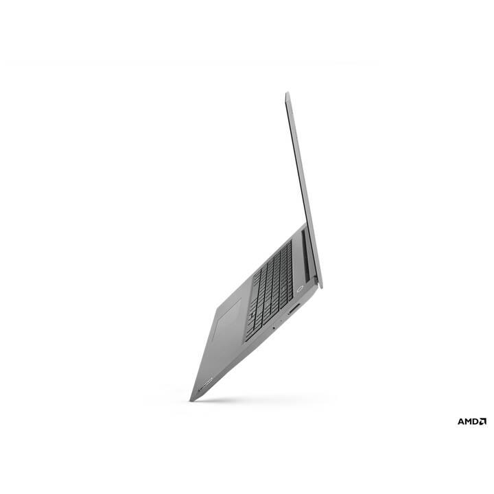 """LENOVO Ideapad 3 (17.3"""", AMD Ryzen, 8 GB RAM, 256 GB SSD, 0 GB HDD)"""