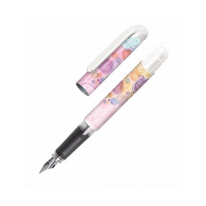 ONLINE College II Penne stilografice calligrafia (Pink, Multicolore)