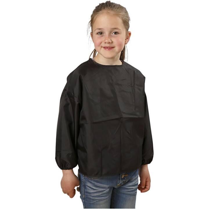 Grembiule per bambini CREATIV COMPANY, 47 cm, nero