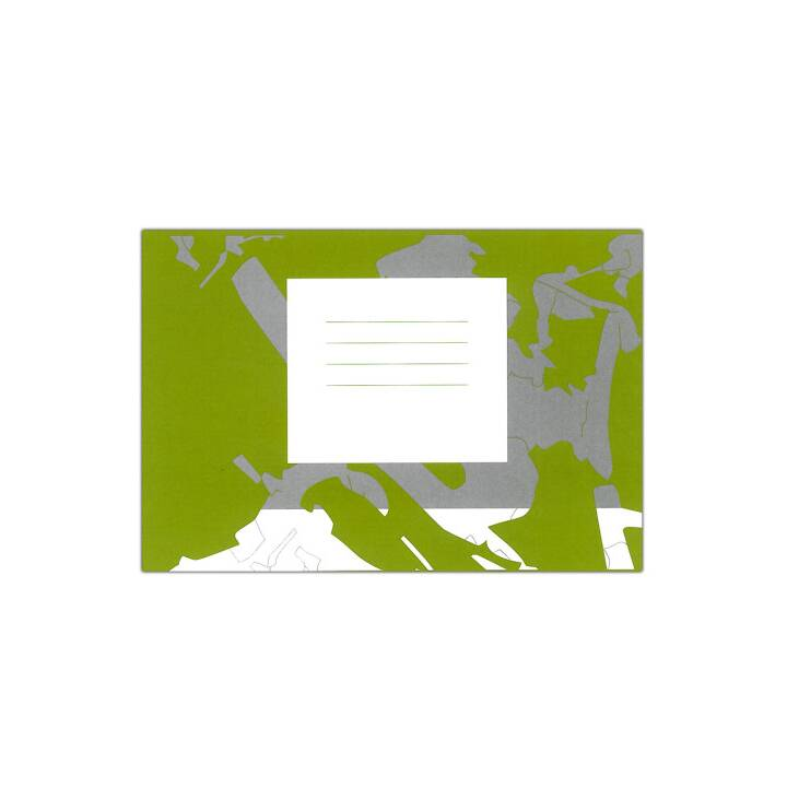 INGOLD-BIWA livret de musique A5 doublé