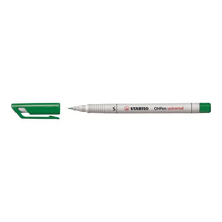 STABILO Evidenziatore (Verde, 1 pezzo)