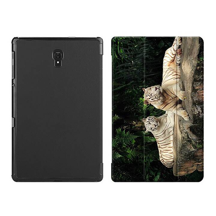 "EG MTT Étui pour Samsung Galaxy Tab A 8"" 2019 SM-P200/P205 - Tiger"